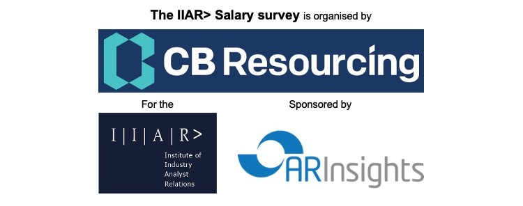 Survey shows analyst relations professional salaries significantly increased over decade